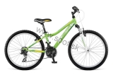 Bicykel Dema Iseo 24 SF Green-White-Yellow 2016