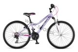 Bicykel Dema Iseo 24 SF White-Pink-Violet 2016