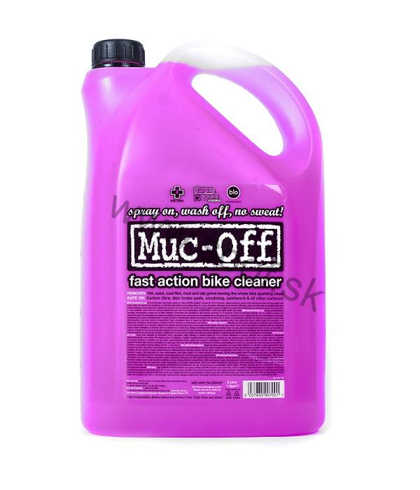 Čistič Muc-Off Bike Cleaner 5l