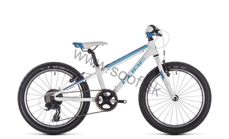 5d4ed6b37 Detský bicykel CUBE ACCESS 200 White 2019