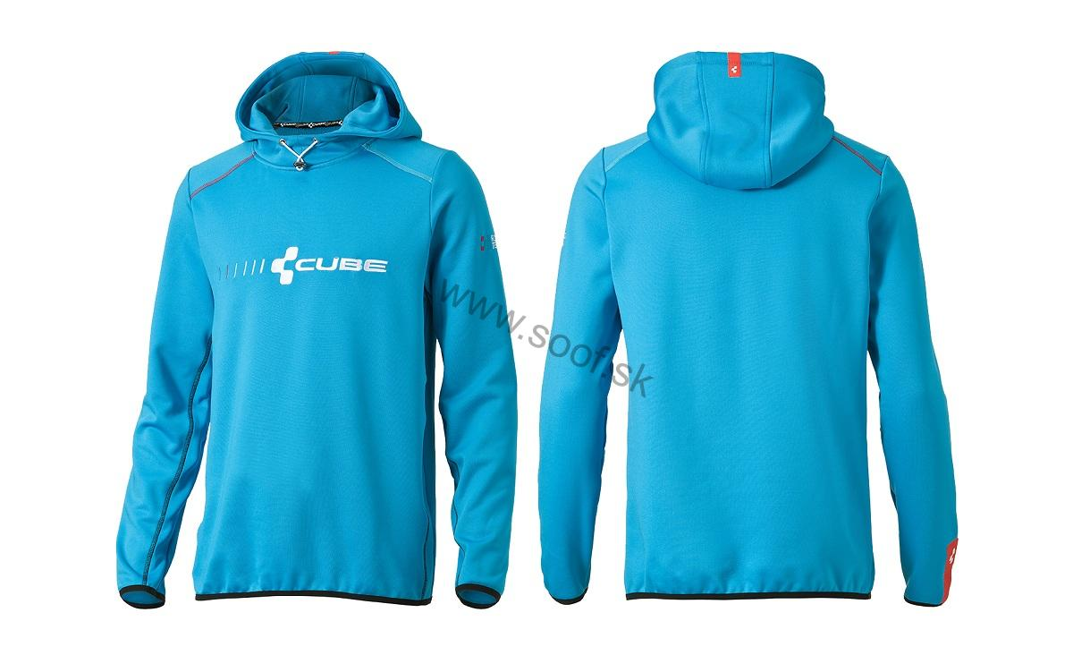 Mikina CUBE Hoody ACTION TEAM 11144