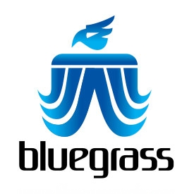 logo bluegrass eagle